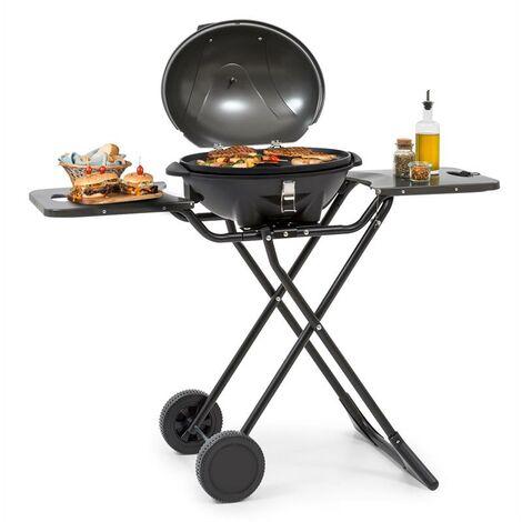 Klarstein Tafelspitz Barbecue électrique pliable 1600 W revêtement antiadhésif
