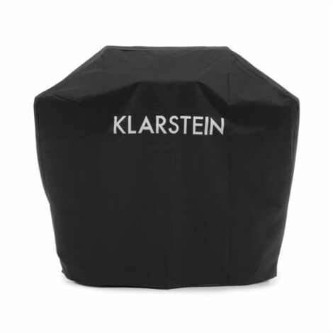 Klarstein Tomahawk 4.0 Cover Wetterschutzhaube 600D Canvas 30/70% PE/PVC schwarz