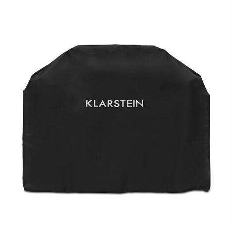 Klarstein Tomahawk Wetterschutzhaube 600D Canvas 30/70% PE/PVC schwarz