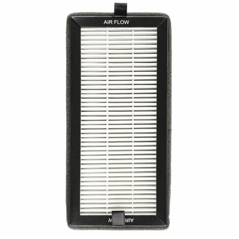 Klarstein Tramontana HEPA Replacement Filter Accessory For Air Purifiers 10 x 21 cm