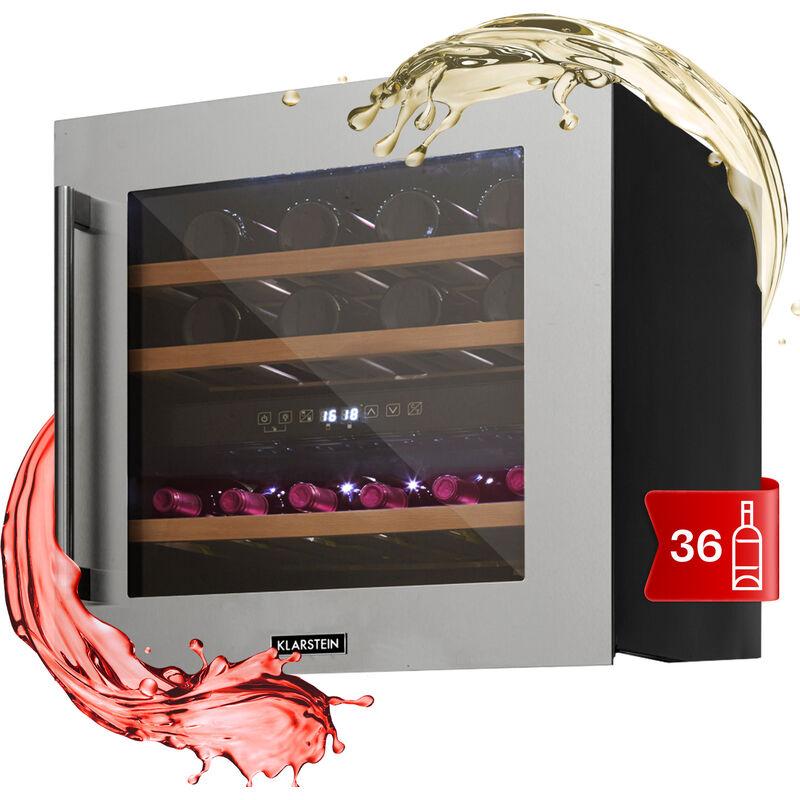 Vinsider 36 Wine Refrigerator 2 Cooling Zones 5-22