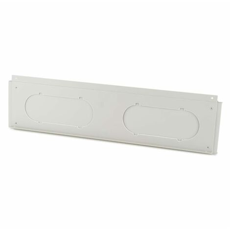 Klarstein Window Kit 3 Window Seal Mobile Air Conditioners Sliding Window PVC
