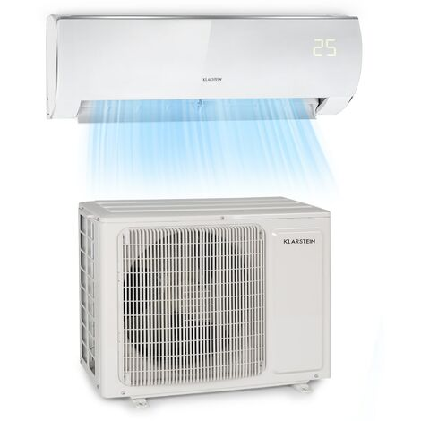 Klarstein Windwaker Eco climatiseur split 12000 BTU/3,5 kW 680 m³/h max. A++