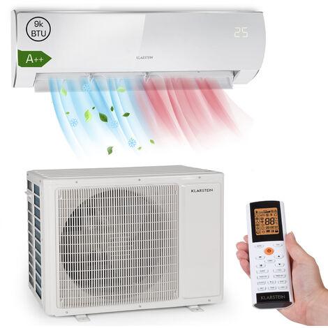 Klarstein Windwaker Eco climatiseur split 18000 BTU/5,2 kW 800 m³/h max. A++