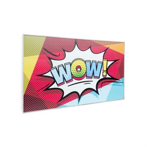Klarstein Wonderwall Air Art 60 Infrared Heater 101x60cm 600W Wall Installation