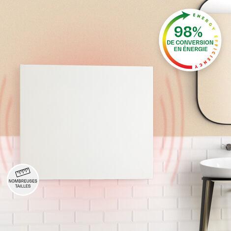 """main image of """"Klarstein Wonderwall Air Infinite radiateur infrarouge 60x50 cm 300 W mural FB blanc"""""""