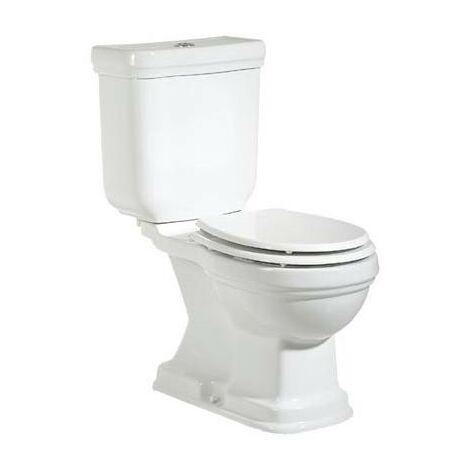 KLASSICO Nostalgie Stand Kombi WC, verschiedene Ausführungen