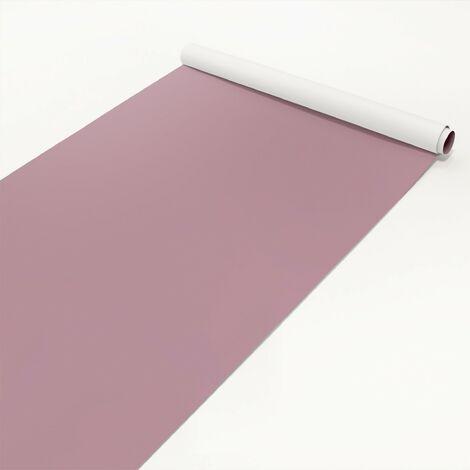 Klebefolie pink einfarbig - Malve rosa - Selbstklebende Folie altrosa Größe HxB: 150cm x 100cm