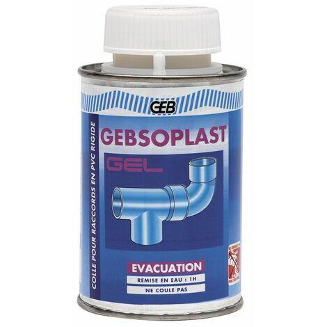 Klebstoff - Klebstoff PVC (Topf 240ml) - GEB : 504711