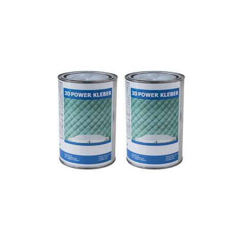 Klebstoff | Polymer | kraftvoll | Hexim |3D Power Kleber