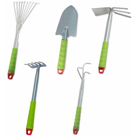 Kleingeräte Gartenwerkzeug Set - 5 Teile