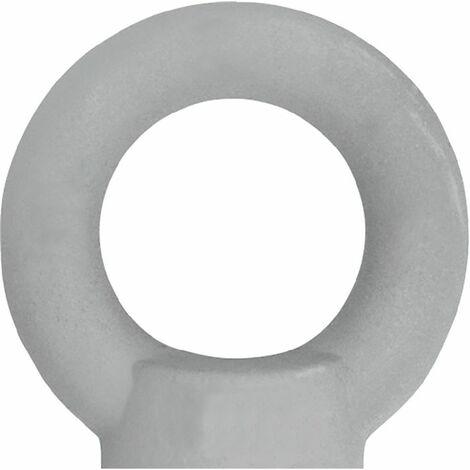 kleinsorge Ringmutter M10 ZN DIN582 C15