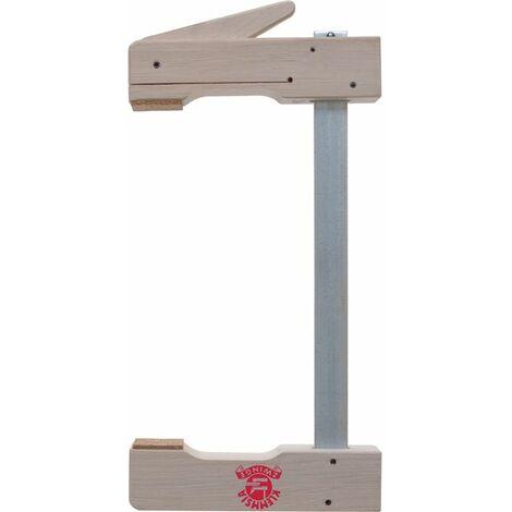 KLEMMSIA ZWINGE Collier de serrage W.1000mm Saillie 110mm Collier de serrage rapide avec levier excentrique