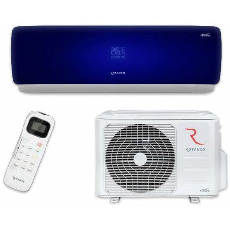 Klimagerät Klimaanlage Klima 2,6 kW 230V Kühlen/ Heizen Split Anlage Montagehaken