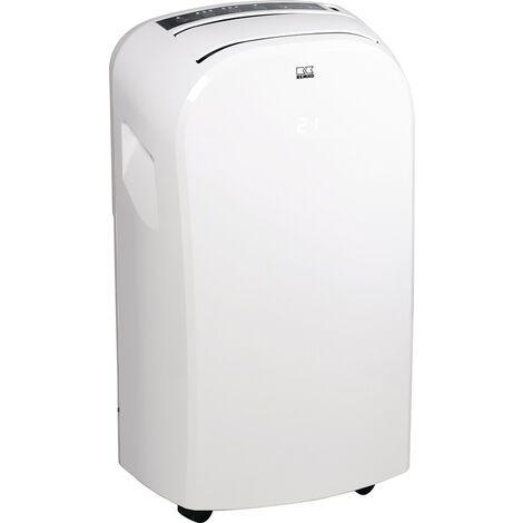 Klimagerät MKT 295 ECO 2,9 kW 3 l/h weiß 90 m³ REMKO