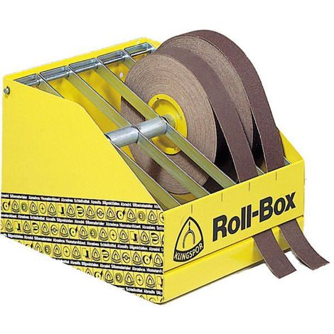 Klingspor Dévidoir pour rouleaux abrasifs ROLLBOX