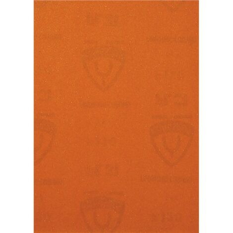 KLINGSPOR Schleifpapier L.280/B.230mm K.180 fein