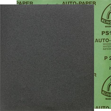 Klingspor Schleifpapier PS11A 230x280mm K2000
