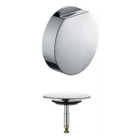 KLUDI Ab- und Überlaufgarnitur Feinbau-Set zu 2104000-00 chrom 7106605-00