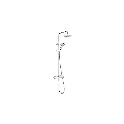 Kludi Colonne Dual Shower thermostatique (6609505-00)