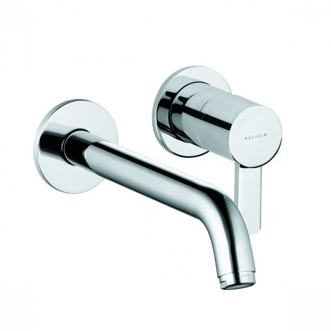 Kludi CONCEALED TWO HOLE WALL MOUNTED BASIN MIXER - 382450575