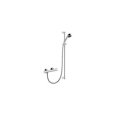Kludi Double hand shower 90 cm Chrome (6057705-00)