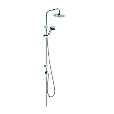 Kludi Dual shower system équerre Chromé (6609005-00)