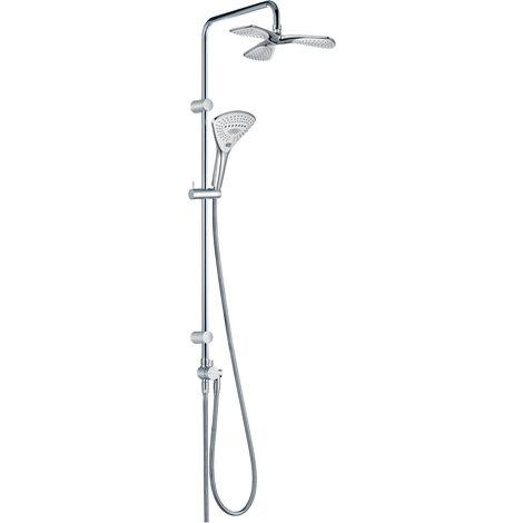 Kludi Dual shower system FIZZ - chrome (6709305-00)