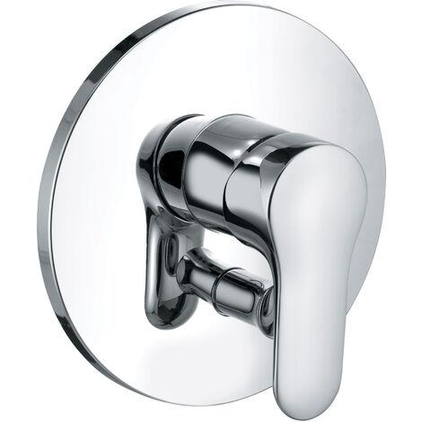 Kludi OBJECTA mitigeur de bain/douche à encastrer (326500575)