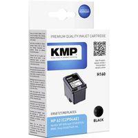 KMP Encre remplace HP 62 compatible noir H160 1741,4801