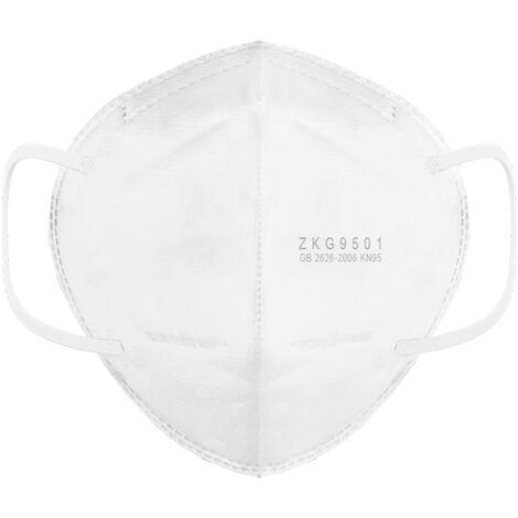 KN95 FFP2 Maske Staubmaske Atemschutzmasken