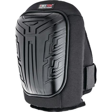 Knieschoner Basic Black DIN EN 14404 gelelastische Polster