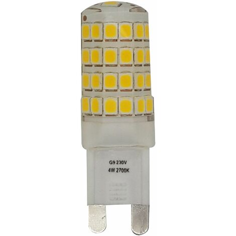 Knightsbridge 4W LED G9 Capsule Dimmable Warm White - G9LED6