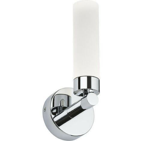 Knightsbridge LED Bathroom Wall Light Chrome, 230V IP44 3W