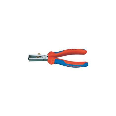 Knipex 11 01 160 Insulation Strippers Plastic Coated Handles 160mm