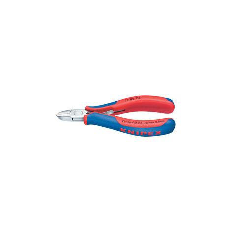 Knipex 27721 115mm Flush Electronics Diagonal Cutters