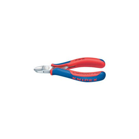 Knipex 27725 130mm Flush Electronics Diagonal Cutters