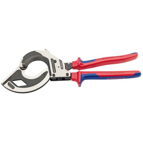 Knipex 95 32 320 320mm Ratchet Action Cable Cutter