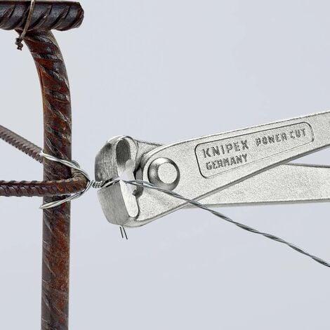 Knipex 99 14 300 Tenaille russe à forte démultiplication 300 mm