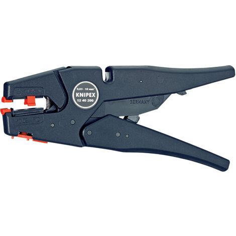 KNIPEX Automatik-Abisolierzange 0,03-10 qmm