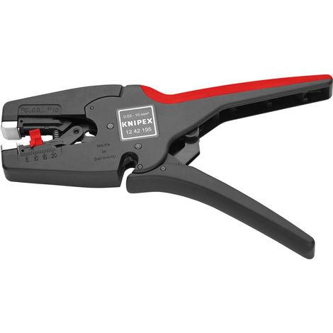 Knipex Automatik-Abisolierzange 195mm