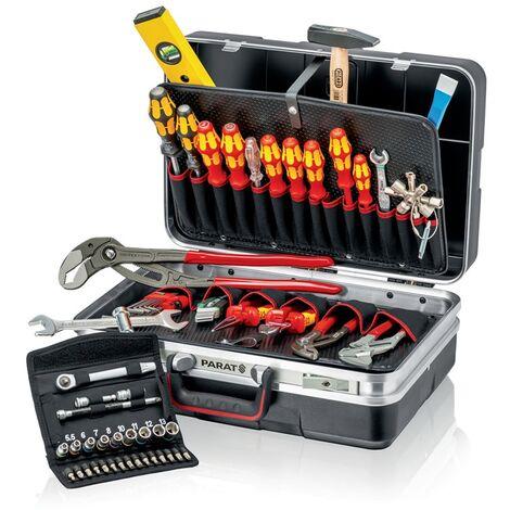 KNIPEX 00 21 06 LE Werkzeugkoffer Big Basic Move leer Leerkoffer