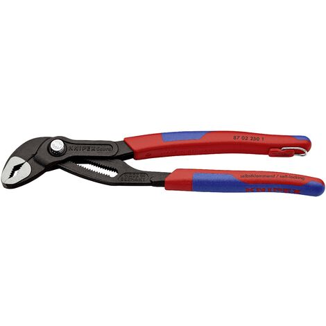 Knipex Cobra 87 02 250 T Pince multiprise 46 mm 250 mm W855941