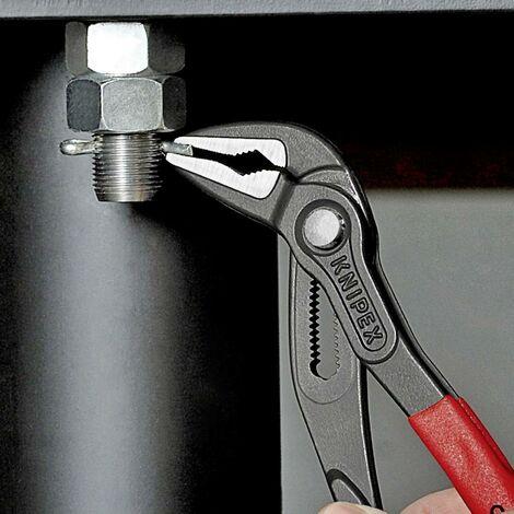 Knipex Cobra ES 87 51 250 Pince multiprise 34 mm 250 mm