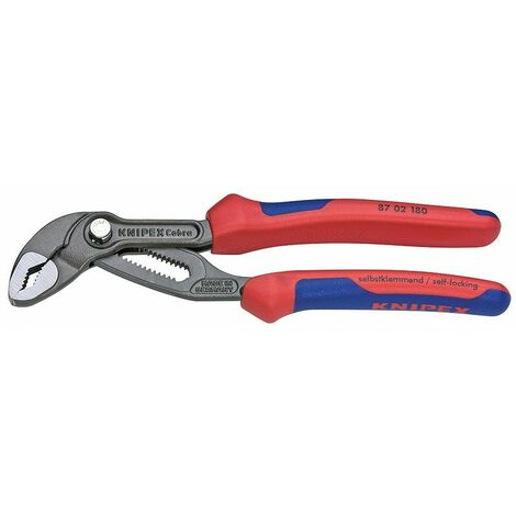 Knipex Cobra Pince multiprise de pointe 180 mm - 87 02 180 SB