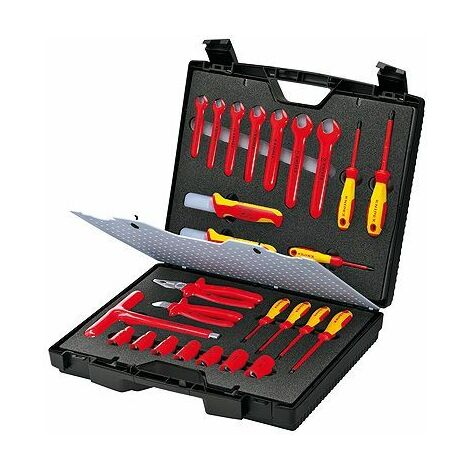 Knipex Coffret standard 26 outils - 98 99 12