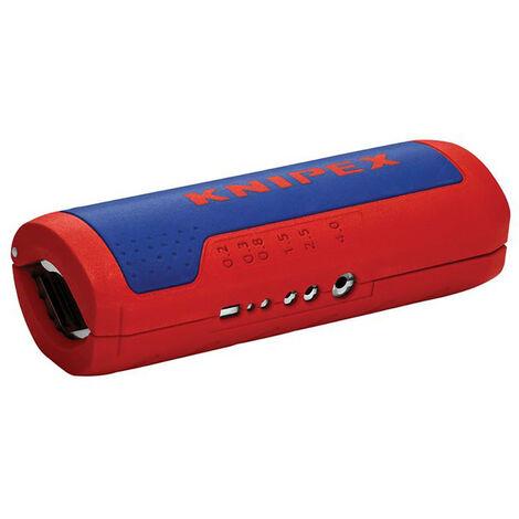 Knipex KPX902201 TwistCut Corrugated Pipe Cutter 13-32mm