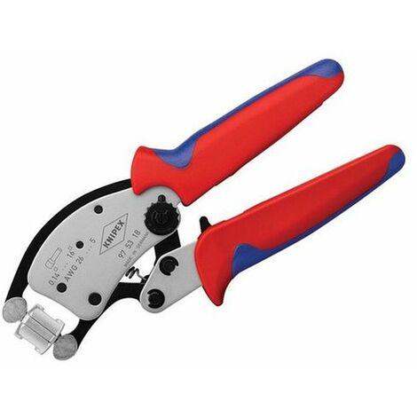Knipex KPX975318 Twistor16 Self-Adjusting Pliers 200mm