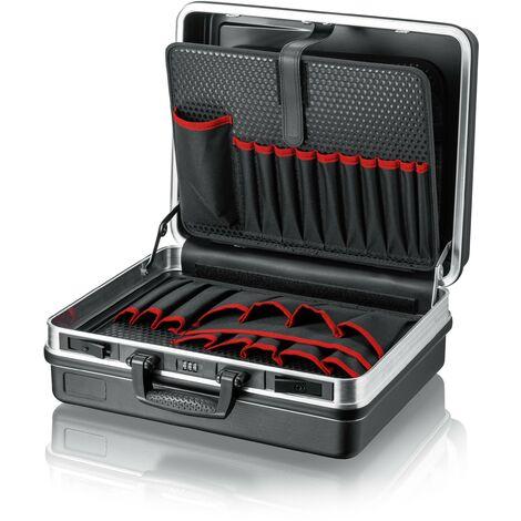 Knipex Mallette à outils « Basic » vide - 00 21 05 LE