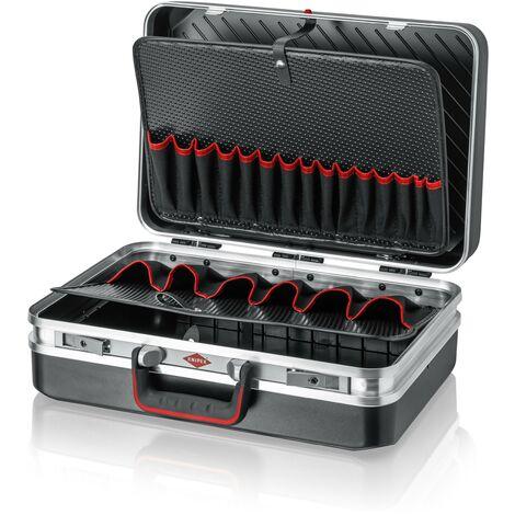 Knipex Mallette à outils «Standard» vide - 00 21 20 LE